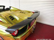 ferrari 458 golden shark by office k 8 190x143 Goldener Hai von Office K. Der Ferrari 458 Italia Shark
