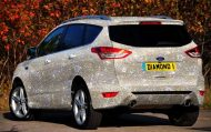 ford kuga diamonds for 1 190x119 Ford Kuga mit über 1.000.000 Diamanten und Edelsteinen