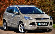 ford kuga diamonds for 2 190x119 Ford Kuga mit über 1.000.000 Diamanten und Edelsteinen