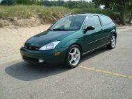 ford focus V8 21 190x143 2000er Ford Focus im Steno Look aber mit V8 Power