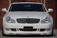 job Design Mercedes Benz CLS 550 2 190x127 Tuner JobDesign stylt den Mercedes CLS 550