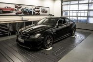 kw ddc ecu fahrwerk c63 amg black series 6 190x127 KW Automotive legt den Mercedes C 63 AMG BS tiefer