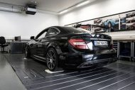 kw ddc ecu fahrwerk c63 amg black series 7 190x127 KW Automotive legt den Mercedes C 63 AMG BS tiefer