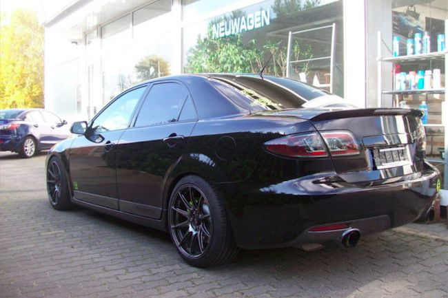 mazda 6 mps 400 ps 3 magazin. Black Bedroom Furniture Sets. Home Design Ideas