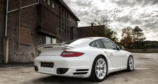 McNoX 997 1x310 McChip DKR is boosting the 165 Turbo S (911) with 997PS
