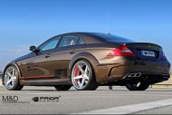 mercedes cls prior design 2 190x127 Fettes Widebody Kit für den Mercedes CLS von Prior Design