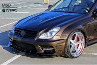 mercedes cls prior design 6 190x127 Fettes Widebody Kit für den Mercedes CLS von Prior Design