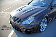 mercedes cls prior design 7 190x127 Fettes Widebody Kit für den Mercedes CLS von Prior Design