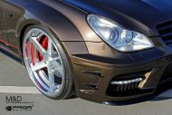 mercedes cls prior design 8 190x127 Fettes Widebody Kit für den Mercedes CLS von Prior Design