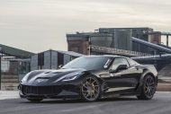 prior design corvette pdr700 1 190x127 Corvette Stingray von Prior Design mit Widebody Kit als PDR700