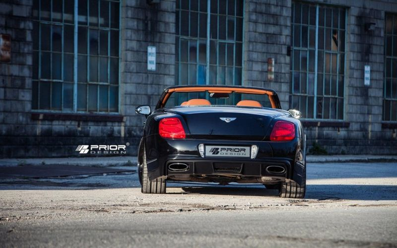 prior design pd bentley continental gt gtc 1 BENTLEY Continental GT/GTC im brutalo Outfit von Prior Design
