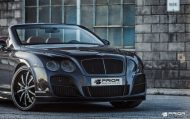 prior design pd bentley continental gt gtc 5 190x119 BENTLEY Continental GT/GTC im brutalo Outfit von Prior Design