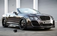 prior design pd bentley continental gt gtc 7 190x119 BENTLEY Continental GT/GTC im brutalo Outfit von Prior Design