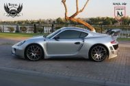 royal customs alpha one concept 5 190x126 Porsche Cayman von Royal Customs! Alpha One Concept
