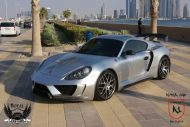 royal customs alpha one concept 6 190x127 Porsche Cayman von Royal Customs! Alpha One Concept