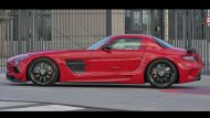 sls amg black series domanig 3 190x107 Mehr Optik und mehr Power für den Mercedes SLS AMG Black Series durch Domanig