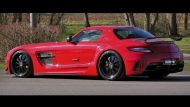 sls amg black series domanig 5 190x107 Mehr Optik und mehr Power für den Mercedes SLS AMG Black Series durch Domanig