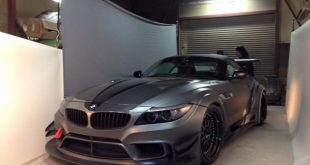 varis bmw z4 widebody 5 310x165 Varis Tuning zeigt extremen BMW Z4 mit Widebody Kit