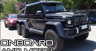 video brabus g63 amg 66 mit 700p 310x165 Bruiser Conversions 6x6 Jeep Wrangler Offroad Monster