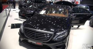 video brabus stand in genf 2014 310x165 Video: Brabus Stand in Genf 2014
