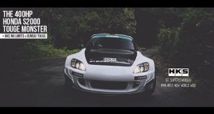 video hks gt kompressor im honda 310x165 Video: HKS GT Kompressor im Honda S2000 mit 400PS