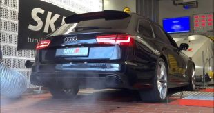 video skn tuning am audi rs6 ava 310x165 Video: SKN Tuning am AUDI RS6 Avant V8