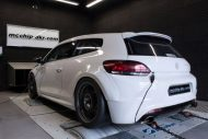 vw scirocco mcchip dkr 1 190x127 Mighty! The Mcchip DKR VW Scirocco R with 370PS