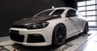 vw scirocco mcchip dkr 2 310x165 Mighty! The Mcchip DKR VW Scirocco R with 370PS