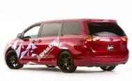 west coast customs sienna 4 190x117 Abgedrehter TOYOTA SIENNA vom US Tuner West Coast Customs