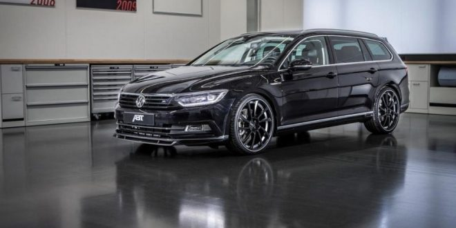 vw passat variant b8 von abt sportsline mit 270ps. Black Bedroom Furniture Sets. Home Design Ideas