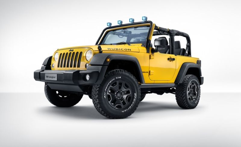 2015 Jeep Wrangler Rubicon MOPAR Rocks Star 1 Jeep Wrangler als Rocks Star von Mopar