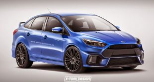 2016 ford focus rs sedan 1 310x165 Ford Focus RS 2016 Limousine by X Tomi Design