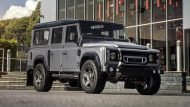2017 Chelsea Wide Track land rover Tuning 2 1 190x107 Kahn Design tunt den Land Rover Defender 2.2 TDCI