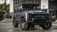 2017 Chelsea Wide Track land rover Tuning 4 190x107 Kahn Design tunt den Land Rover Defender 2.2 TDCI