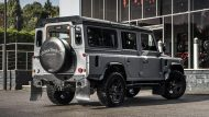 2017 Chelsea Wide Track land rover Tuning 5 190x107 Kahn Design tunt den Land Rover Defender 2.2 TDCI