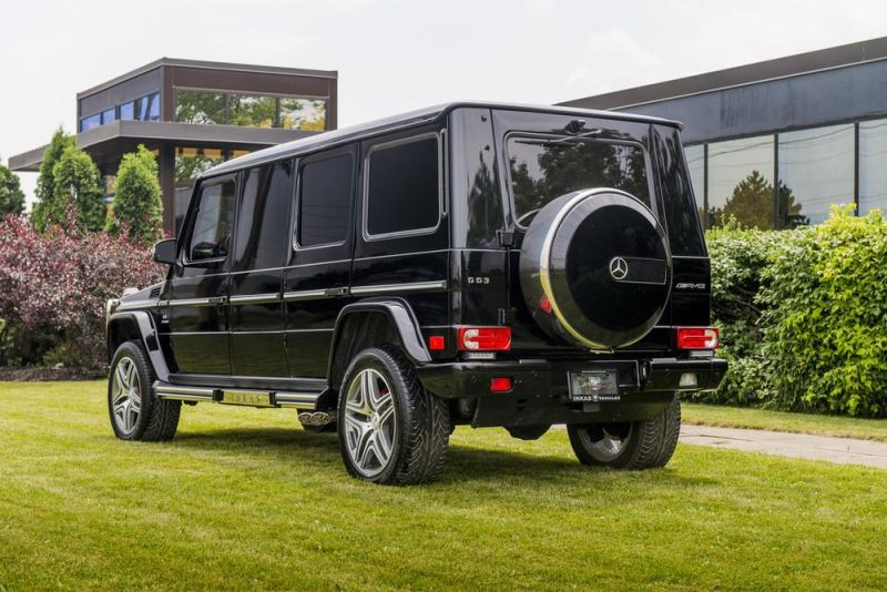 368 2 1000x tuning car 4 Inkas Tuning am Mercedes G63 AMG! Lang und Kugelsicher...