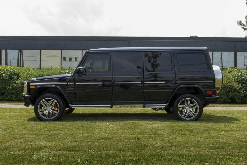 368 2 1000x tuning car 6 Inkas Tuning am Mercedes G63 AMG! Lang und Kugelsicher...