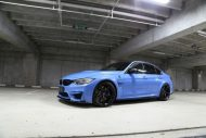 3D Design Aero Program BMW F80 M3 11 190x127 BMW M3 F80 mit Bodykit von 3D Design