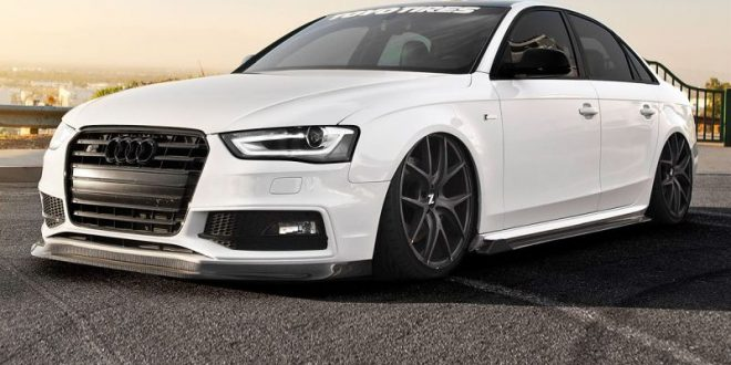 ENLAES can also Audi! And how     The Audi S4 B8