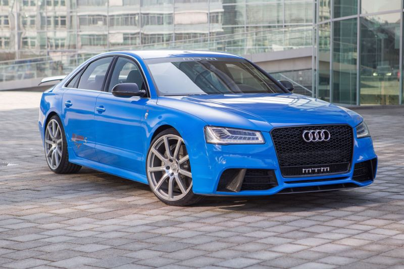 Audi S8 MTM S8 Talladega S 1 802PS im Audi A8! Der MTM Audi S8 TALLADEGA S