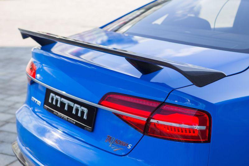 Audi S8 MTM S8 Talladega S 8 802PS im Audi A8! Der MTM Audi S8 TALLADEGA S