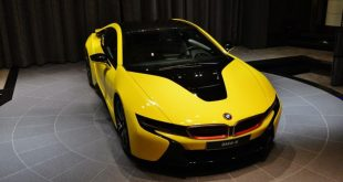 BMW i8 Yellow Foils 1 310x165 BMW I8 (I12) in yellow / black and red accents