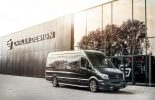 Carlex Design Jet Van Mercedes Sprinter Tuning 17 155x100 Luxus Lounge! Mercedes Sprinter von Carlex Design