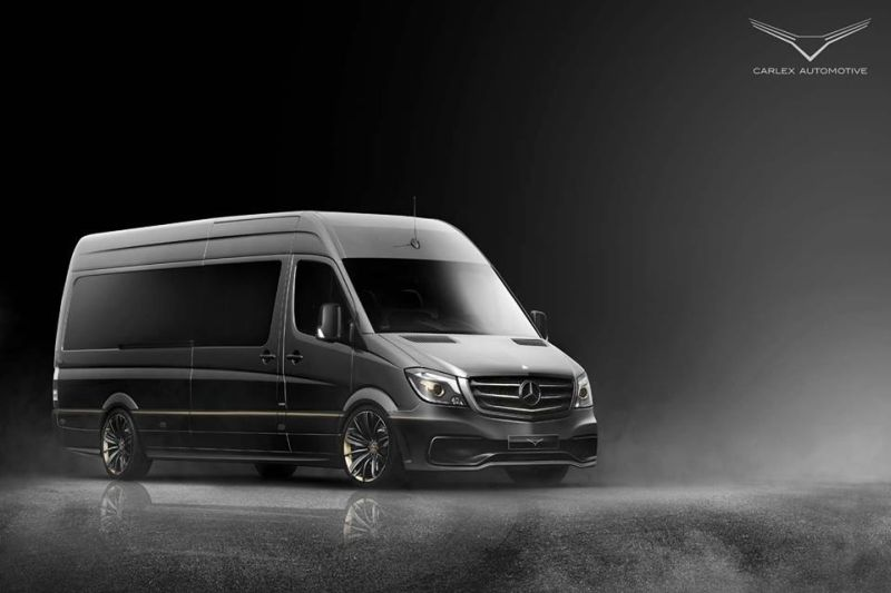 Carlex Design Mercedes Sprinter 1 Luxus Lounge! Mercedes Sprinter von Carlex Design
