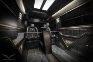Carlex Design Mercedes Sprinter 7 190x127 Luxus Lounge! Mercedes Sprinter von Carlex Design