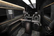 Carlex Design Mercedes Sprinter 9 190x127 Luxus Lounge! Mercedes Sprinter von Carlex Design