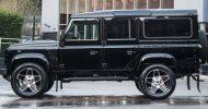 Chelsea Wide Track land rover 3 190x100 Kahn Design tunt den Land Rover Defender 2.2 TDCI