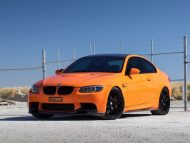 Clockwork Orange bmw m3 2 190x143 Clockwork Orange Tuning am BMW E92 M3 Individual
