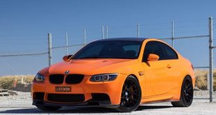 Clockwork Orange bmw m3 2 310x165 Clockwork Orange Tuning am BMW E92 M3 Individual