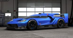 Ford GT Le Mans Prototyp 1 310x165 Ford GT Le Mans Prototyp 2016 Vision